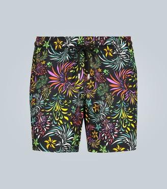 Vilebrequin Moorise Evening Birds swim shorts