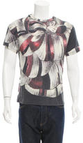 Christopher Kane Printed Crew Neck T-Shirt