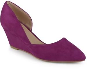Journee Collection Women's Lenox Wedges Women's Shoes