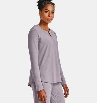 Under Armour Women's UA RECOVER Sleepwear Long Sleeve