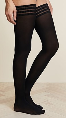Falke Pure Matte 50 Thigh High Tights