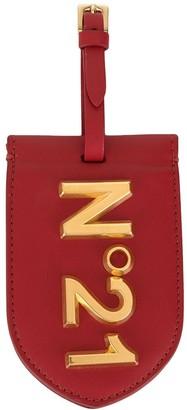 No.21 Logo Plaque Cardholder