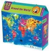 Mudpuppy The World Puzzle