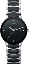 Rado R30934712 Centrix stainless steel and ceramic watch