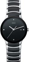 Rado R30934712 Centrix stainless steel and ceramic watch