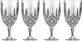 Marquis by Waterford Markham Traditional Crystal Iced Beverage Glasses, Set of 4