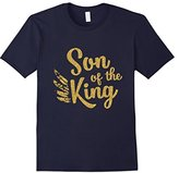 Men's SON OF THE KING cool beloved design T-shirt Small