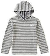 Ralph Lauren Little Boys 2T-7 Striped Long-Sleeve Hoodie