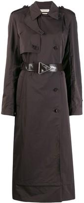 Bottega Veneta Belted Trench Coat