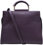 Kurt Geiger Heidi Box Leather Tote Bag