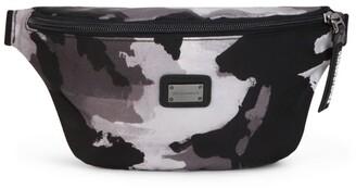 Dolce & Gabbana Kids Camouflage Belt Bag