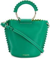 Sara Battaglia bucket-style tote bag