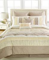 Sunham Middleton 8-Pc. Queen Comforter Set