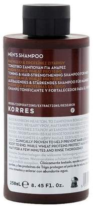 Korres Magnesium And Wheat Proteins Toning Shampoo 200Ml