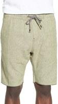 Howe Vista Striped Chambray Short
