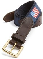 Vineyard Vines Men's 'Flags Club' Belt