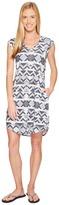 The North Face Short Sleeve EZ Tee Dress ) Women's Dress