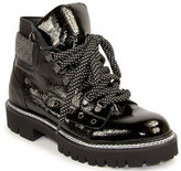275 Central - 3924 - Patent Leather Hiker Bootie