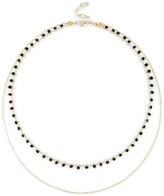 Sole Society Layered Beaded Choker