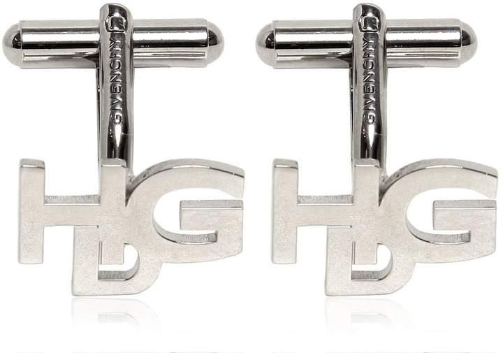 Givenchy Hdg Brass Cufflinks
