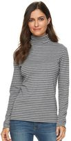 Croft & Barrow Women's Turtleneck Top