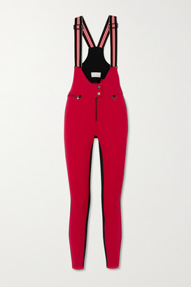 Erin Snow Zuma Striped Ski Pants - Black