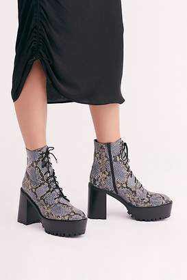 Free People Fp Collection High Point Platform Boots by FP Collection at