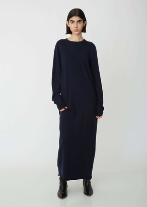 Extreme Cashmere Tiamo Long Sleeved Knit Dress