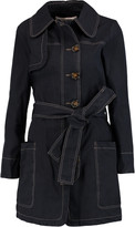 See by Chloe Cotton-twill trench coat