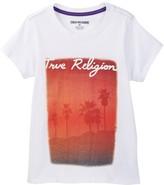 True Religion Photo Real Tee (Toddler & Little Girls)