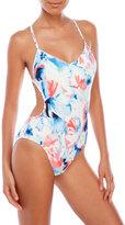 Vince Camuto Santorini Cutout One-Piece Swimsuit