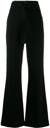 J Brand Sukey straight-fit jeans