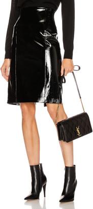 SABLYN Daisy Skirt in Black | FWRD