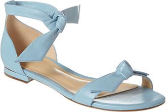 Alexandre Birman Clarita Leather Sandal