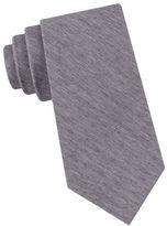 Black Brown 1826 Striped Silk-Blend Tie