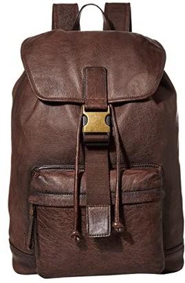 Frye Cody Backpack (Black) Backpack Bags