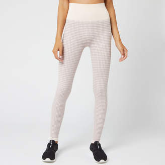 Varley Women's Hobart Leggings - Houndstooth - XXS/XS - Pink