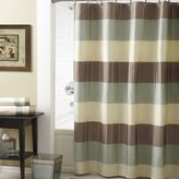 Croscill Fairfax Shower Curtain in Taupe