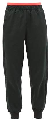 LNDR Saturn Stretch-jersey Track Pants - Womens - Khaki