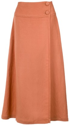Adriana Degreas Midi Skirt