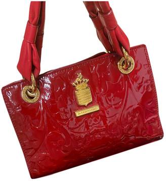 de Grisogono Red Patent leather Handbags
