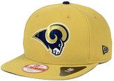New Era Los Angeles Rams Draft Redux 9FIFTY Snapback Cap