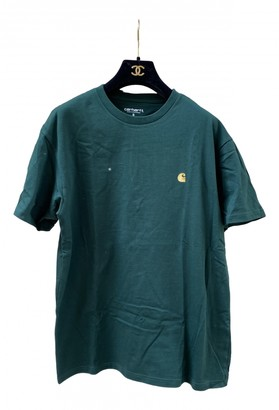 Carhartt Green Cotton T-shirts