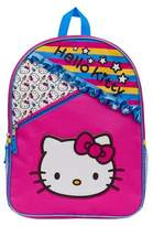 "Hello Kitty 16"" Ruffles Kids' Backpack - Pink"