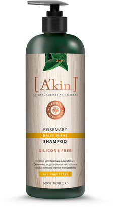 Akin A'Kin Rosemary Daily Shine Shampoo 500Ml