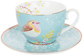 Pip Studio Early Bird Cappuccino Cup & Saucer