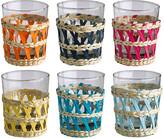 Pols Potten Reed Tea Glasses