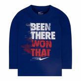 Nike Boys Long Sleeve T-Shirt-Toddler