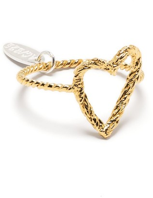 Wouters & Hendrix Heart Shaped Ring