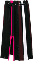 Proenza Schouler knit pleated skirt